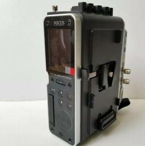 Vitec Focus Enhancements FS-T1001 Portable DTE Recorder ASYF-1437-01LF  SxS HD