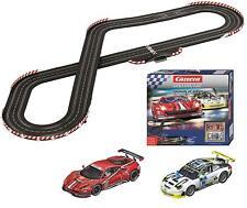 Carrera Digital 132 Passion of Speed Slot Car Racing Race Set 30195 NEW