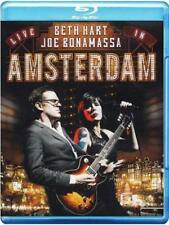 Beth Hart And Joe Bonamassa - Live In Amsterdam (NEW Blu-ray)