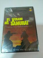 El Verano del Samurai Hans-Christopher Blumenberg Kung Fu - DVD Español - AM