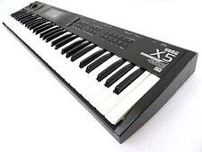 Korg X5 Music Synthesizer 61 Keys Working Classic nice x3 m1 01/w fd triton