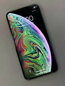 Apple iPhone XS Max - 256GB - Space Grey - (Unlocked) - Our Ref: TRG89969