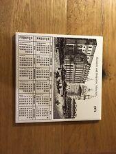 Alte Fliese Residenz Hofgarten München 1974 Kalender Deutschland