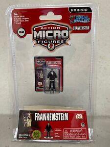 162: World's Smallest Mego Horror Micro Action Figure: Frankenstein (GID)