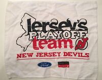 New Jersey NJ Devils 2012 Stanley Cup Playoffs Rally Towel SGA Brodeur Parise
