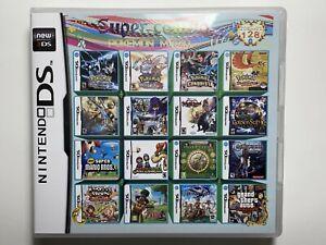 208 in 1 Nintendo DS 3DS DSi Multicart Pokemon Zelda Super Mario Animal Crossing