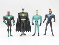 Super Hero DC Universe JLU WIZARD Batman John NIGHTWING JUSTICE LEAGUE UNLIMITED