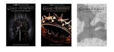 New Sealed Game of Thrones - The Complete Seasons 1 2 3 DVD 1-3