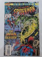 THE AMAZING SPIDER-MAN #399 (1995) MARVEL SCARLET SPIDER! JACKAL! MARK BAGLEY