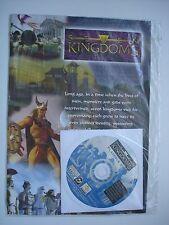INTERACTIVE MAGIC - SEVEN KINGDOMS - PLAYABLE DEMO for PC - 1997 - SEALED RARE