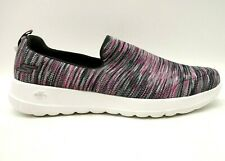 Skechers Go Walk Gen 5 Multi-Color Knit Casual Comfort Loafers Shoes Women's 10