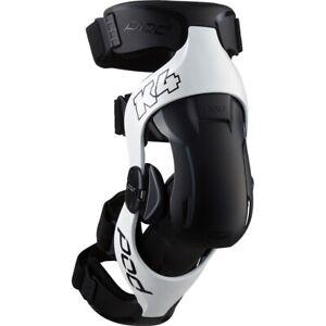 Pod K4 2.0 Medically Certified Mens Off Road Dirt Motocross Knee Brace - Right