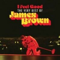 James Brown - I Feel Good: The Very Best Of (NEW 2CD)