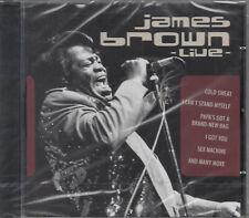 James Brown Live CD Funk Soul