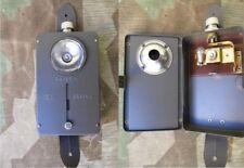 WEHRMACHT Lampe de poche 1942 PERTRIX dépôt originale. WK2 WH light casque