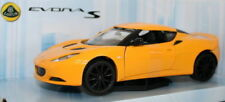 Mondo 1/24 Scale Diecast Model - Lotus Evora S - Yellow