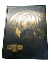 Bioshock Infinite Limited Edition Strategy Guide - Hardcover Illustrated