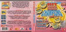 HIT MANIA DANCE 2004 4 CD HIT 80 TRIBAL AFTER PARTY GABRY PONTE GIGI D'AGOSTINO