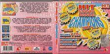 HIT MANIA DANCE 2004 4 CD HIT 80 TRIBAL AFTER PARTY GABRY PONTE GIGI D'AGOSTINO