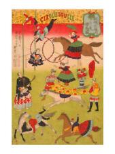 Reproduction Animals Asian Art Prints