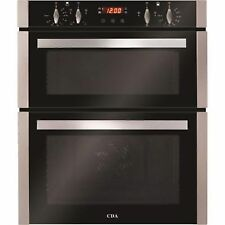 CDA DC740SS Built-under Double Electric Oven #1352203