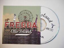 FREDDA : ELLIS ISLAND ♦ CD SINGLE PORT GRATUIT ♦
