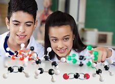 Molecular Model Kit 239 Pcs Advance Chemistry Set Form With Instructional Guide