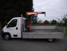 Dropside Right-hand drive Ducato Commercial Vans & Pickups
