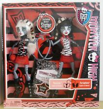 2012 Monster High MEOWLODY and PURRSEPHONE 2-Doll Giftset - NEW!!