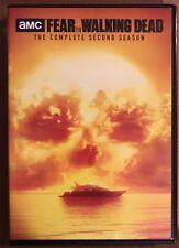 Fear the Walking Dead: The Complete Second Season (DVD,2016)