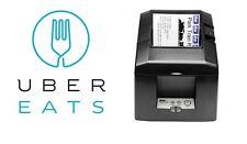 Uber Eats 100 Compatible Bluetooth Receipt Printer - Star Tsp654iibi