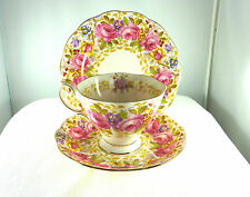""" Serena"" Royal Albert Reg 839329, English Bone China Trio Set"