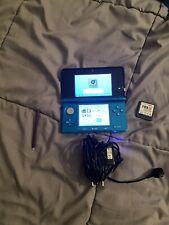 Nintendo 3DS+R4(55 Jeux Intégrés)