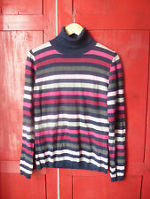 PHARE DE LA BALEINE : Sous pull en laine et cachemire, taille XL = L