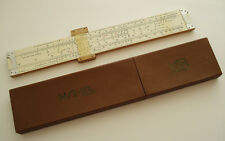 VERY RARE NL10M USSR Soviet Russian Military AF officer Pilot Slide Rule in box