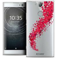 "Coque Crystal Gel Pour Sony Xperia XA2 (5.2"") Souple Love Tornado"