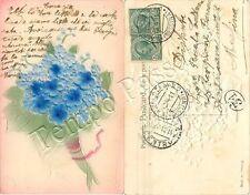 Mazzo di fiori blu - 1911