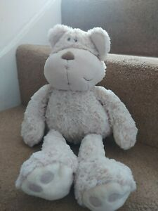 MAMAS & PAPAS ONCE UPON A TIME LARGE CRUMBLE BEAR BABY SOFT TOY