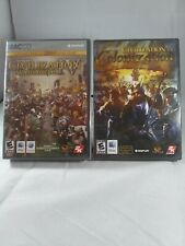 Lot of 2 MAC Games: Civilization IV: Colonization & Warlords, New Sealed