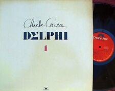 Chick Corea ORIG US LP Delphi 1 Polydor 2391402 NM '79 Post Bop Jazz