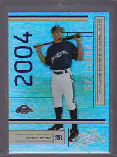 2004 Absolute Memorabilia Spectrum Gold #114 Junior Spivey 16/50