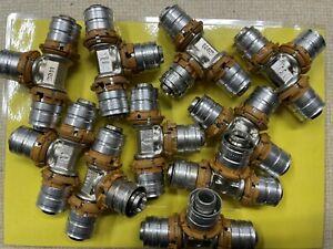 10 Stck Uponor MLC S-Press T-Stück 16 Pressfitting Unipipe 1014918