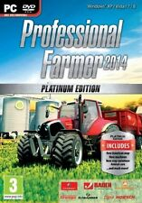 Professional Farmer 2014 Platinum Edition (PC DVD) BRAND NEW SEALED