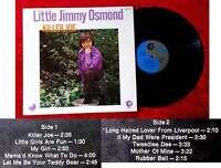LP Little Jimmy Osmond:Killer Joe (MGM 2315 157) D 1972