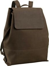 Jost Goteborg brown smooth leather backpack rucksack BNWT