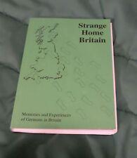Good, USED Paperback book. Strange Home Britain. W.Bindemann(ed)