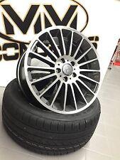 19 Zoll Keskin KT15 Felgen für Mercedes C W203 C63 AMG CLK W209 E W211 SLK W172