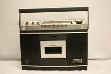 SONY CF-550A CASSETTE RECORDER STEREO GHETTO BLASTER BOOMBOX 1970s VINTAGE