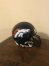Riddell Denver Broncos NFL Sports Replica Mini Football Helmet
