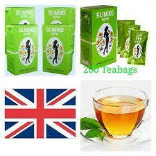 German SLIMMING HERB TEA Sliming Weight Loss Diet Detox, 28 Week Supply 200 bags